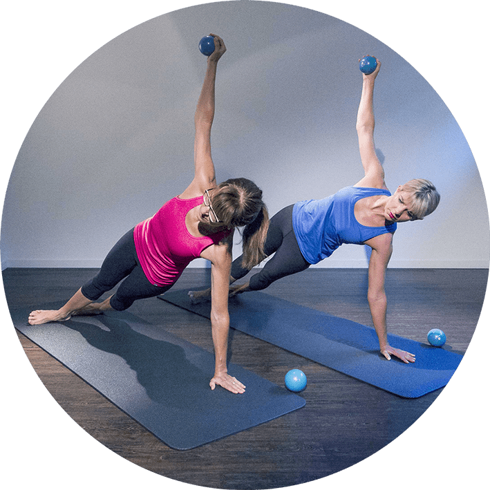 High Intensity Power Pilates